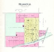 Diagonal, Ringgold County 1894